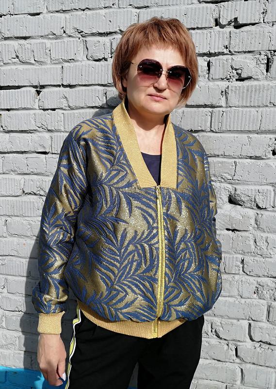 Блузон от Kuleshova