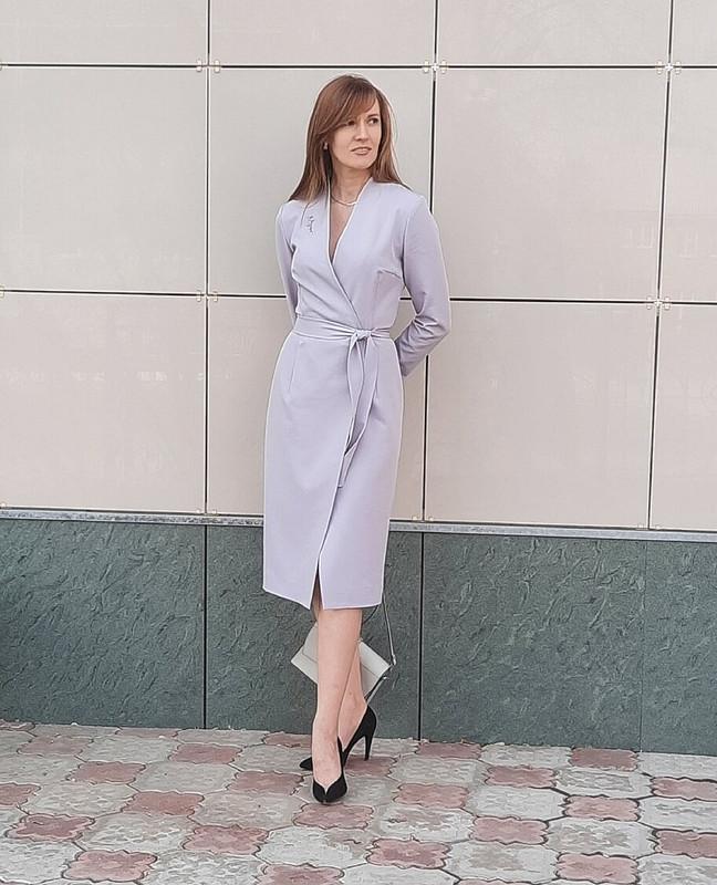 Жемчужное платье от Ольга Z