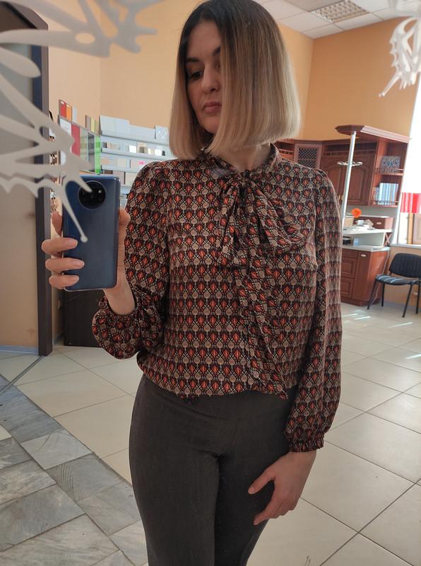 Блуза 10/2020 от irinalim