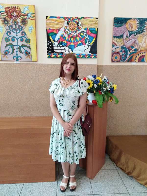 Платье от Ира Матвеева