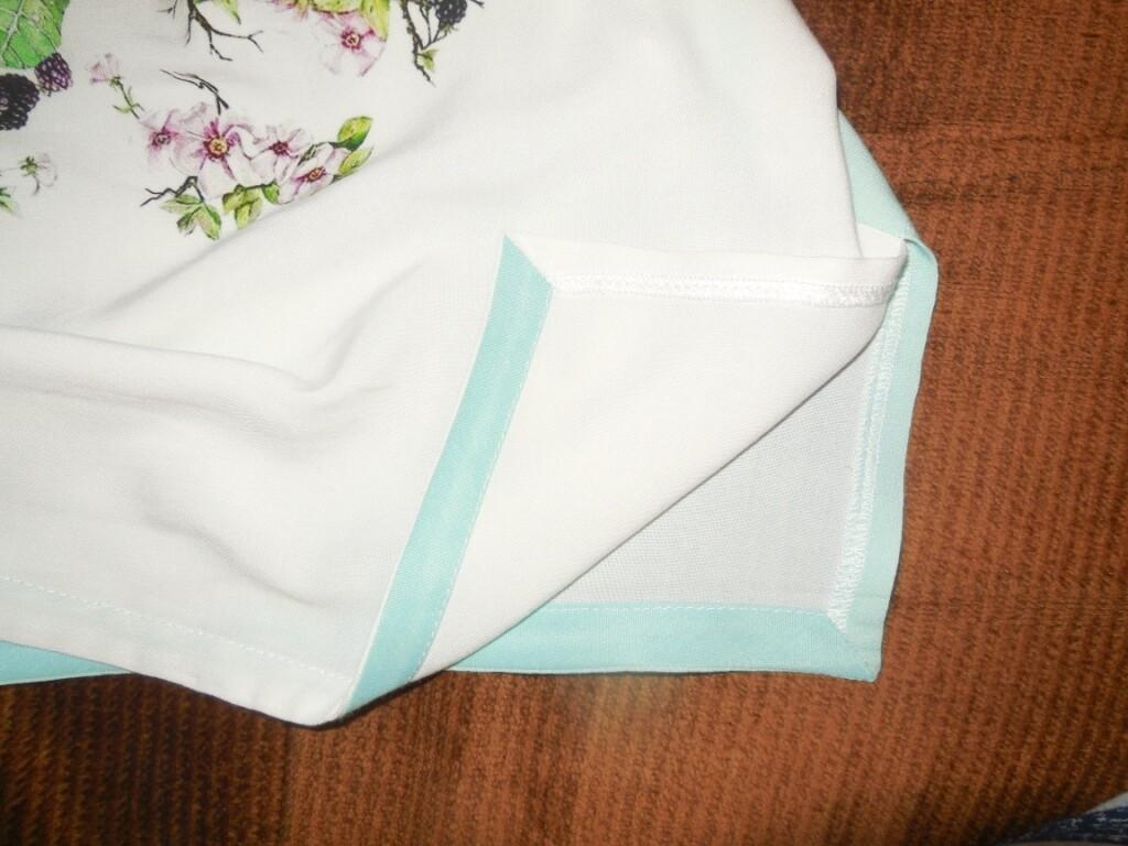 Блузка извискозного купона ильняные брюки от Taura