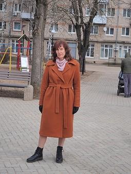 Работа с названием Мое пальто