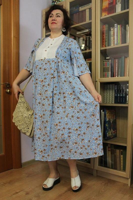 Платье майское от Panilena