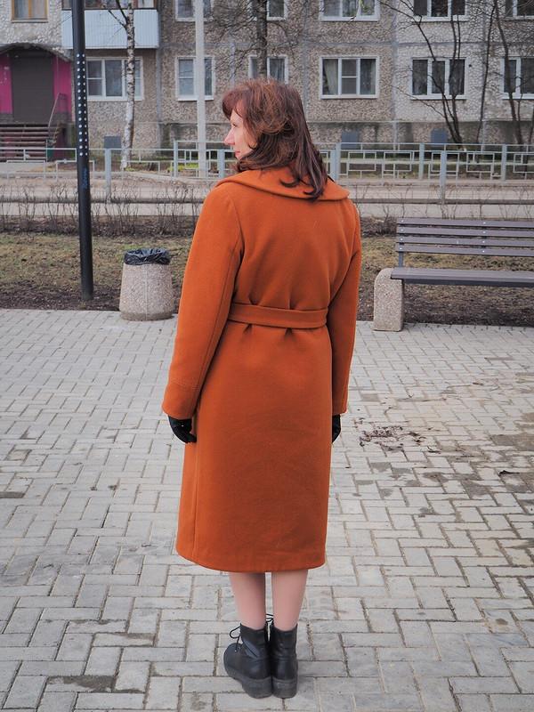 Мое пальто от Sентябрина