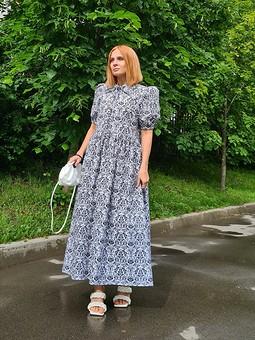 Работа с названием Платье из Boutique 6/2021