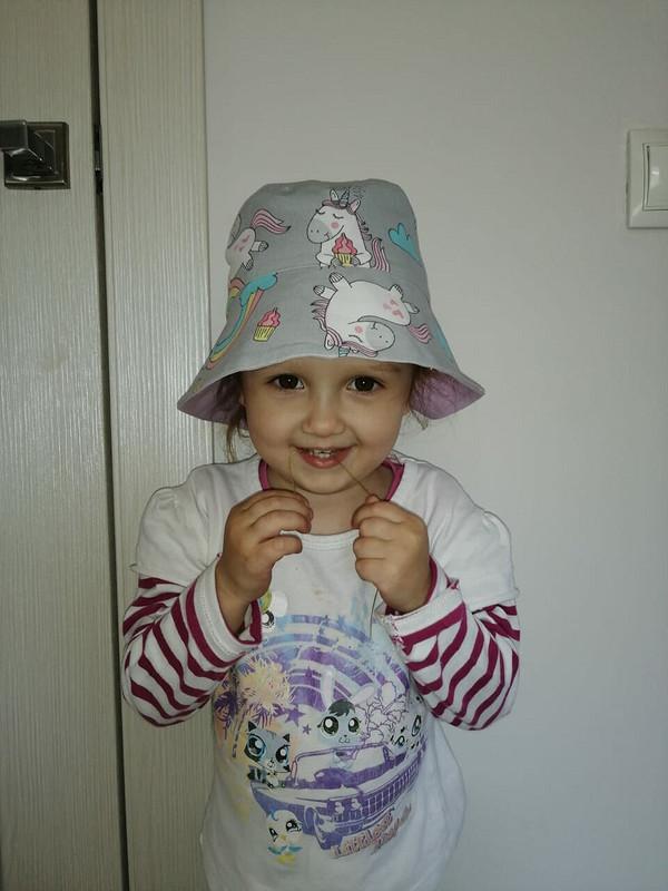 Шляпка от Margarita