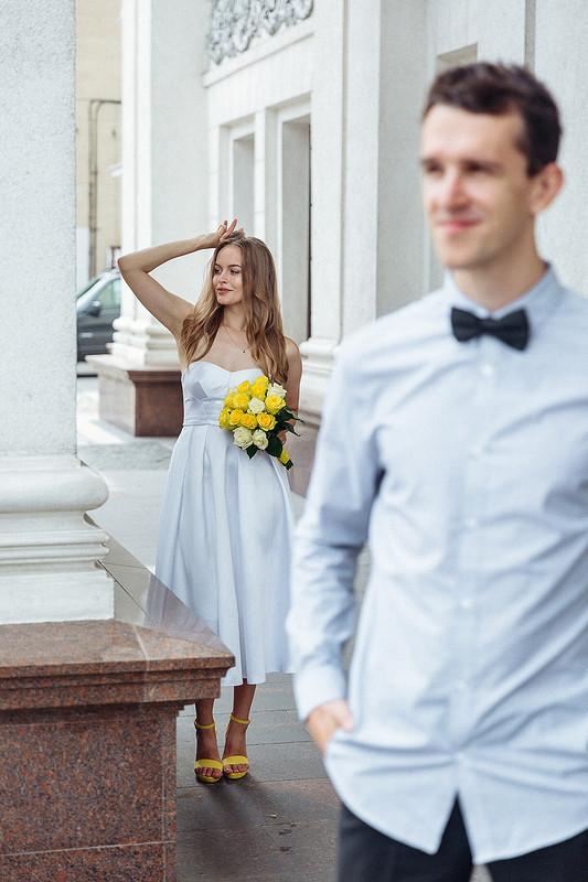 Моё свадебное платье от Dasha_Sineva