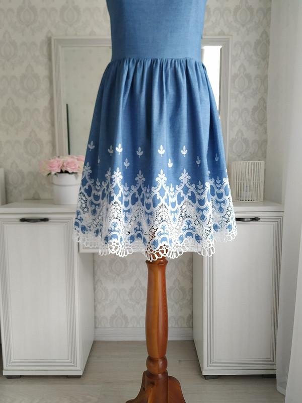 Платье - кружевной купон от Dream.Dress.tlt