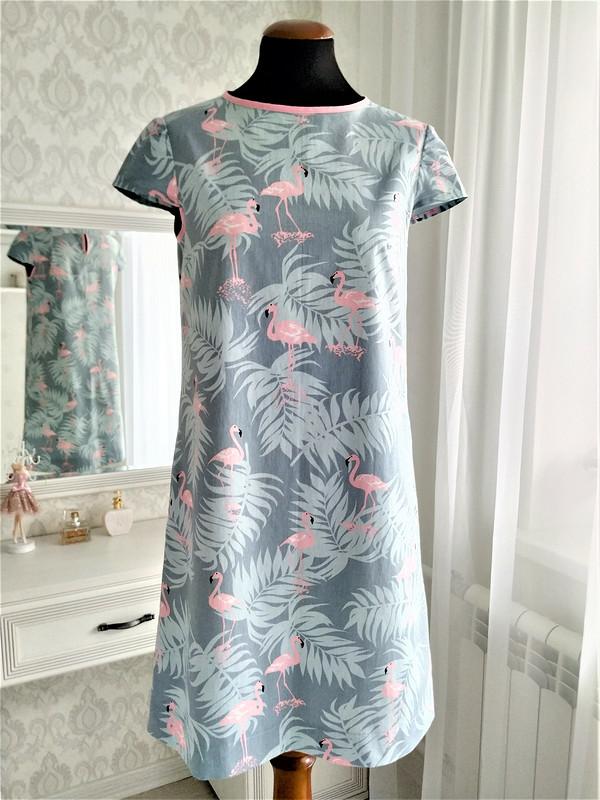 Платье «Фламинго» от Dream.Dress.tlt