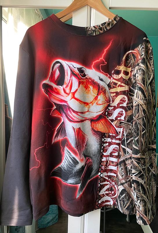 Пуловер «Подарок рыбаку» от OptimistT