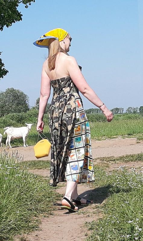 Ретро-платье от Светлана Полушина