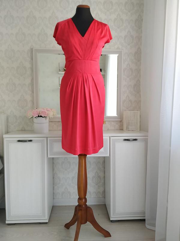 Малиновое платье от Dream.Dress.tlt
