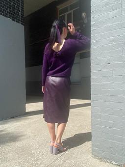 Работа с названием С Днём Вязания. Пуловер