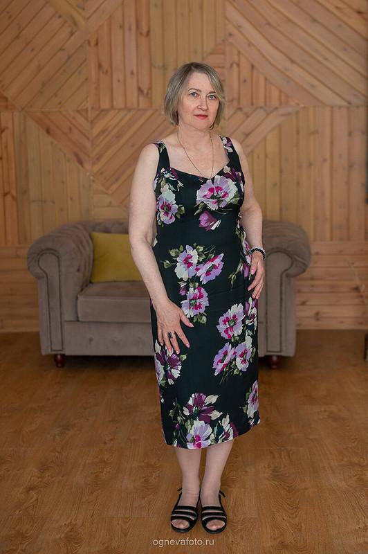 Красивое платье длямамы встиле Dolce&Gabbana от Ксения Огнева