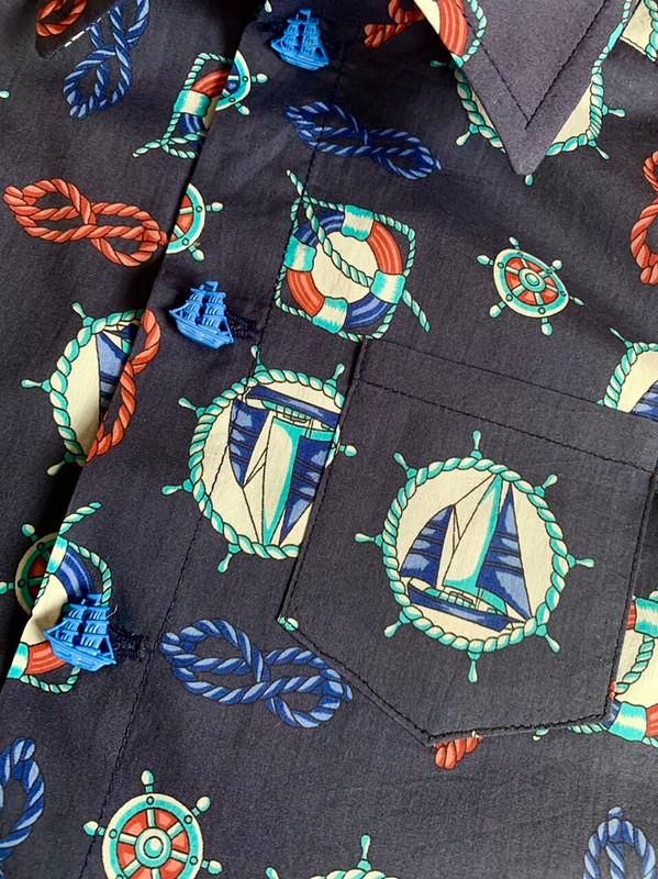 Рубашка длясына изпоплина от Anna Vidineeva