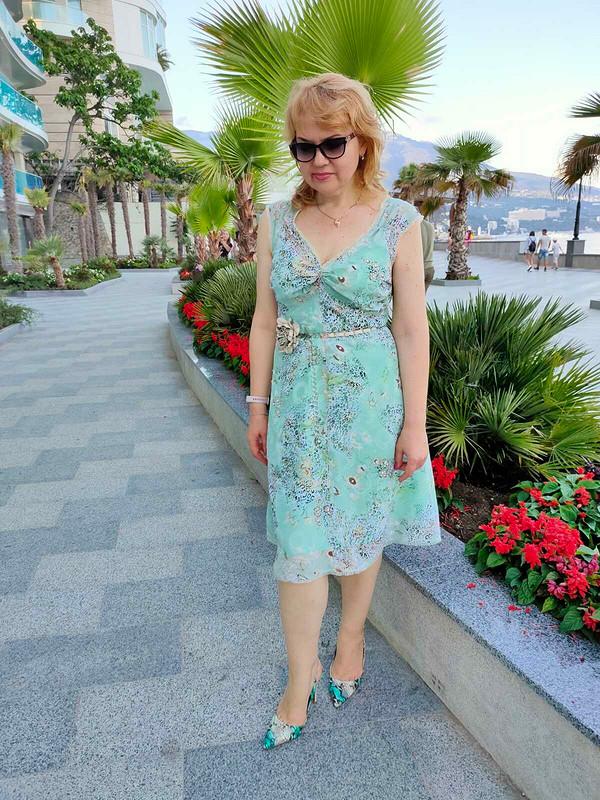 Платье от Татьяна Славинская