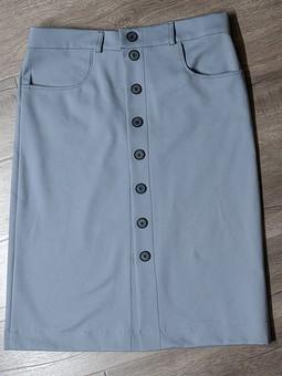 Работа с названием Любимая юбка. Повтор