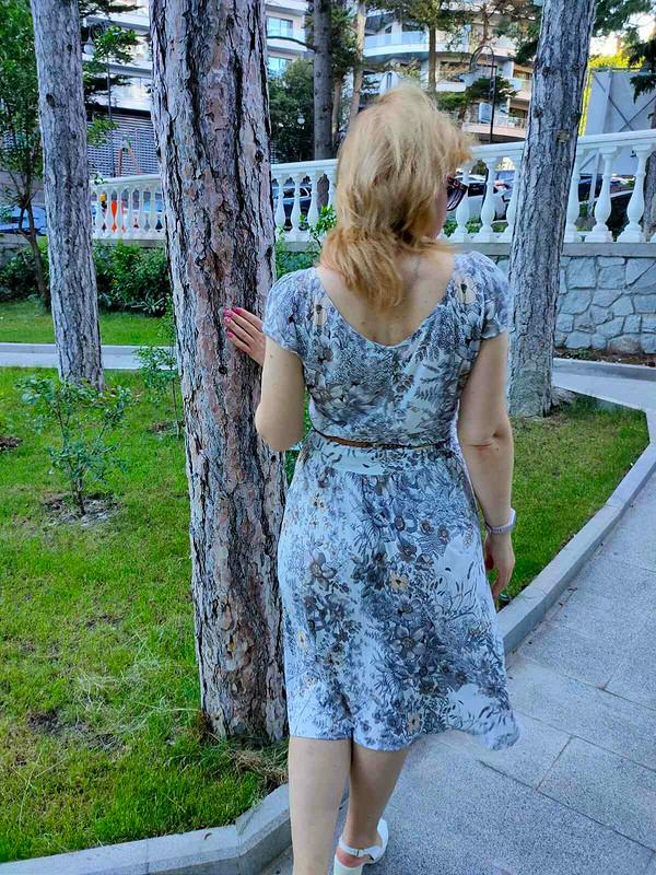 Трикотажное платье длялета от Татьяна Славинская