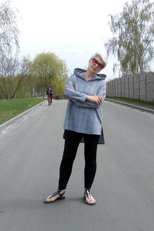 Пятые брюки - «треники» от лена калугина