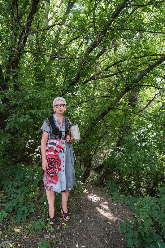 Батистовое платье от irinabeletskaja
