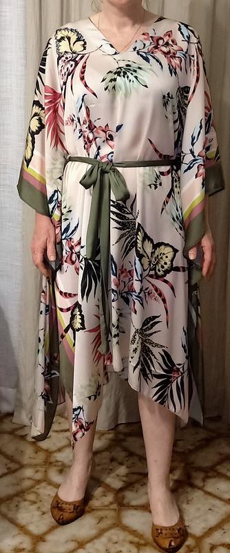 Платье-кафтан от jmrusit