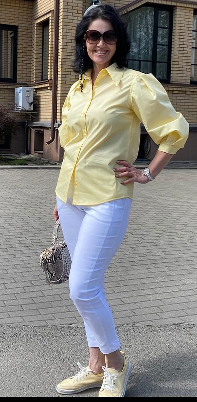 Блузка-«Весеннее настроение» от A-Style