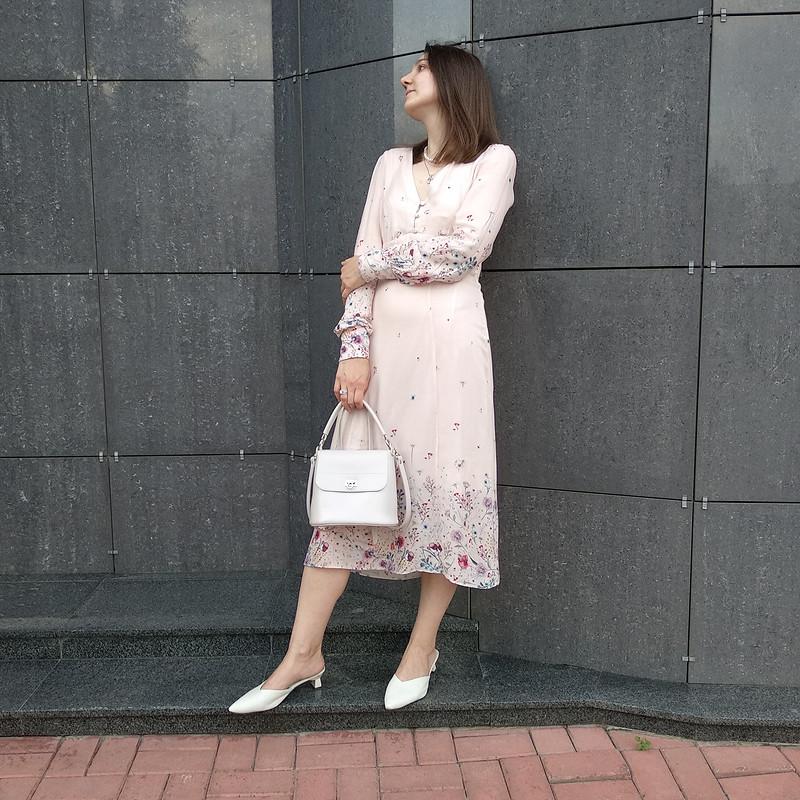 Платье «Розовый зефир» от Анна Швец