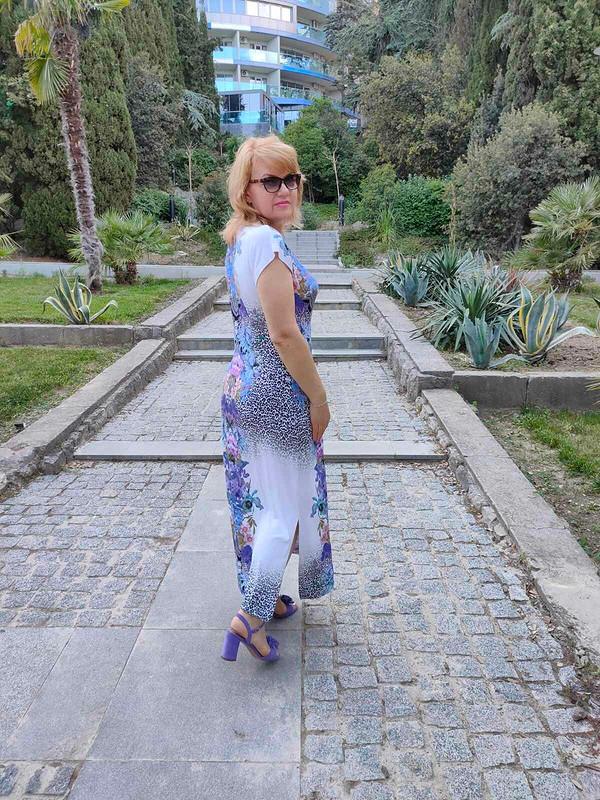 Платье трикотажное от Татьяна Славинская