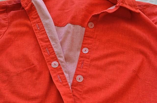 Лайфхак длязастёжки рубашки: потайные пуговицы