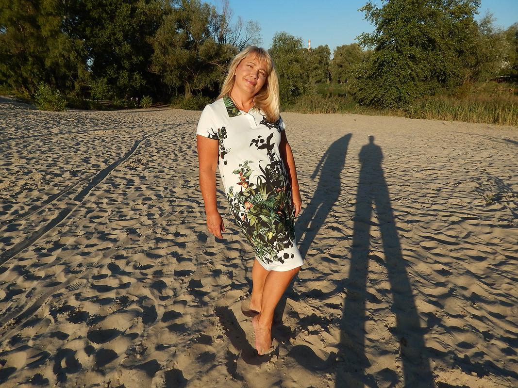 Платье поло от musya