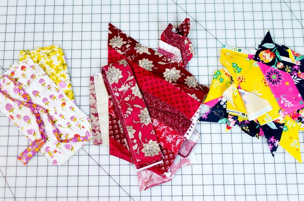 5 идей дляхранения ииспользования лоскутков