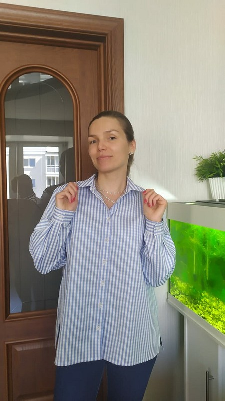 Рубашечный марафон №4 от OlgaSitnikova
