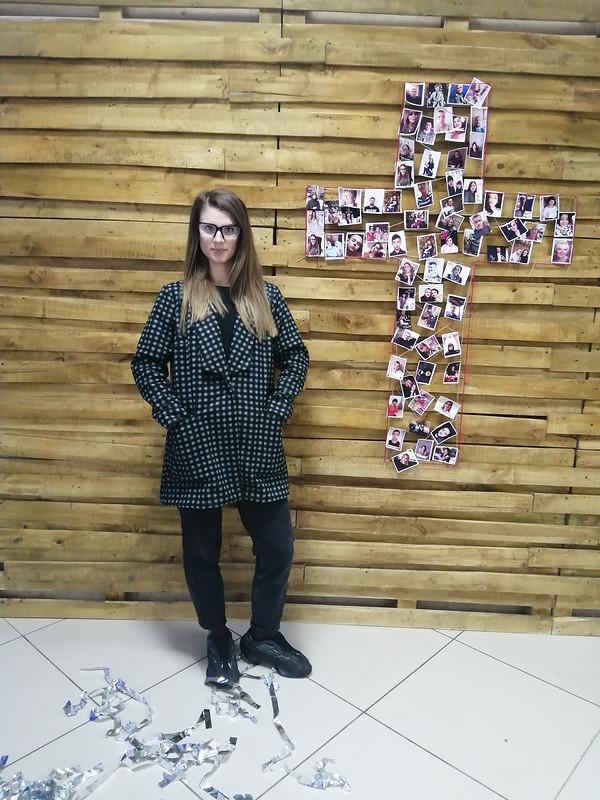 Шерстяной пиджак от SvetlanaPoletaeva