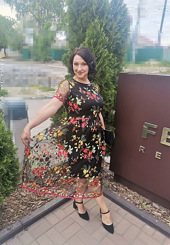 Платье «Нарядное» от Olga553