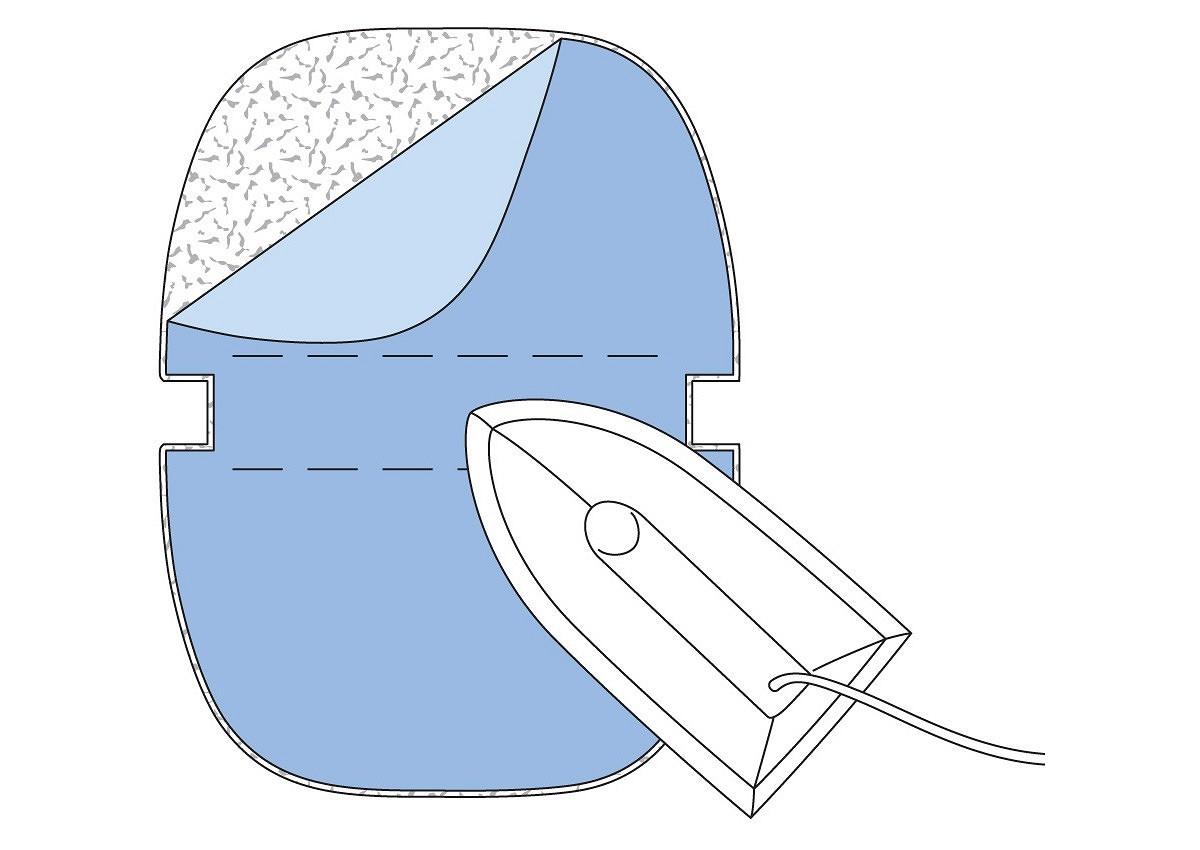 Компактные ивместительные косметички судобной застёжкой