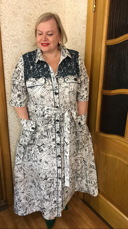 Из блузки платье от Gaika3022