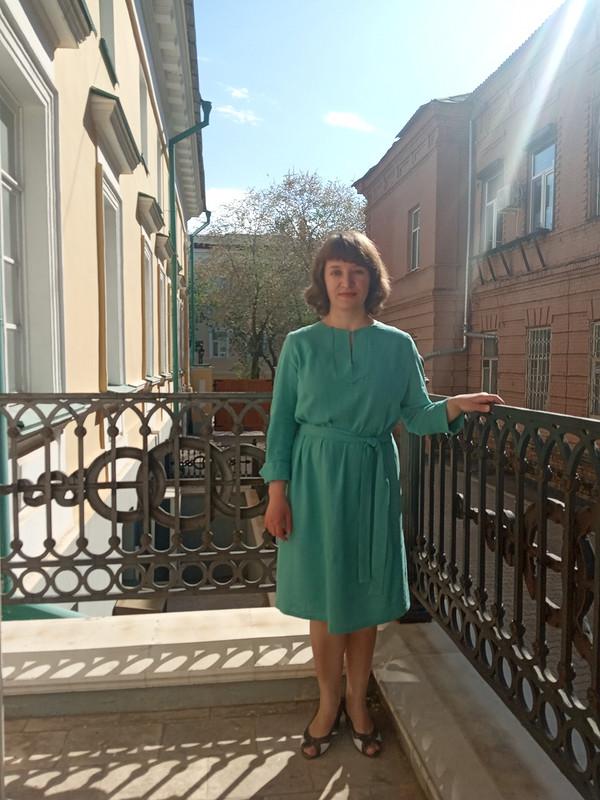 Платье изльна от OlgaPar