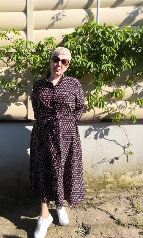 Платье вгорошек от maksim19712