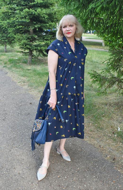 Зверушки наплатье от Anlasna