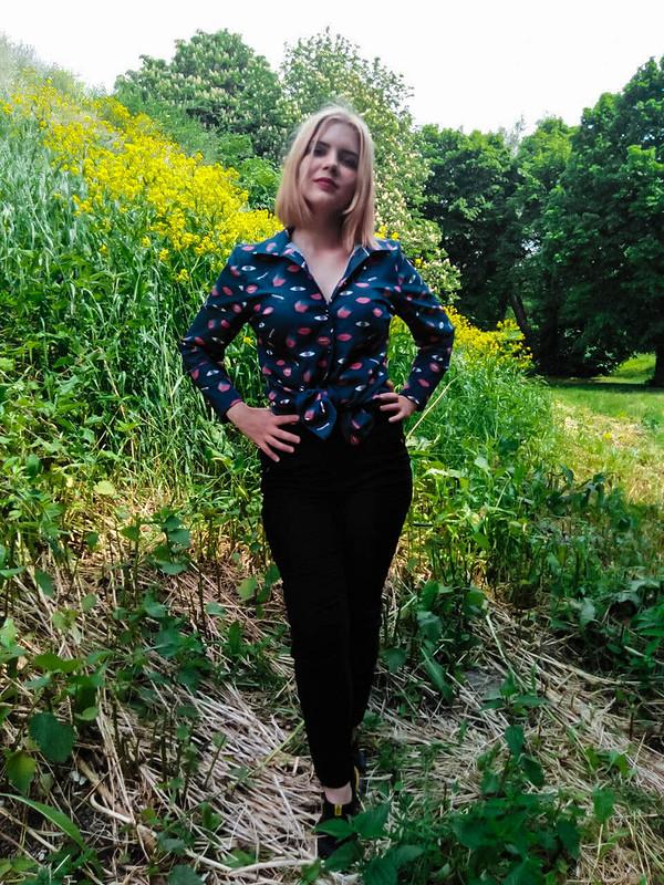 Рубашка от Ира Матвеева