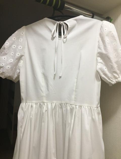 Летнее белое платье от Panilena