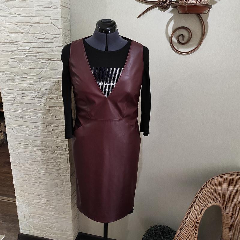 Сарафан цвета «Бордо» от Nadin