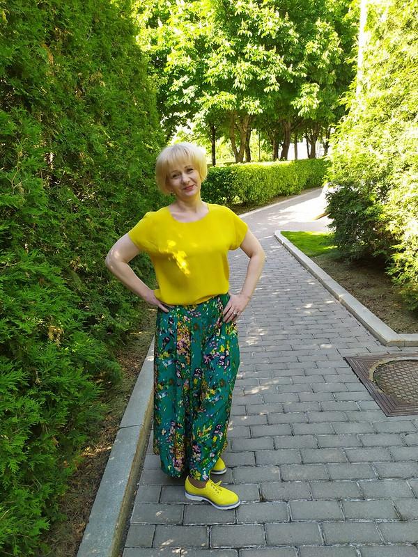 Брюки или юбка!!! от OlyaTychinina