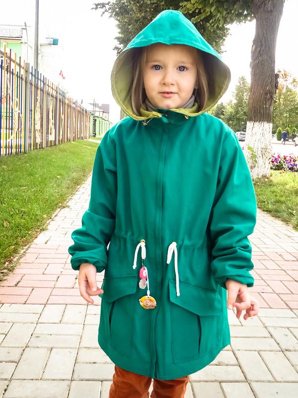 Детская парка «Ёлки-иголки» от Ирина Мур