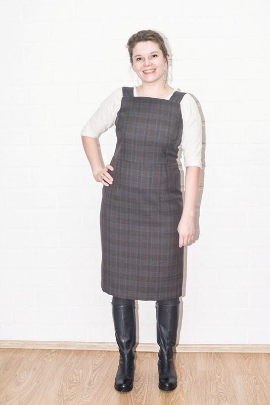 Платье-сарафан «В офис» от Ирина Мур
