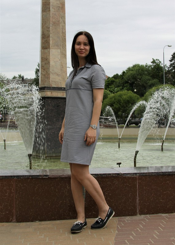 Платье-поло от AnutaZ