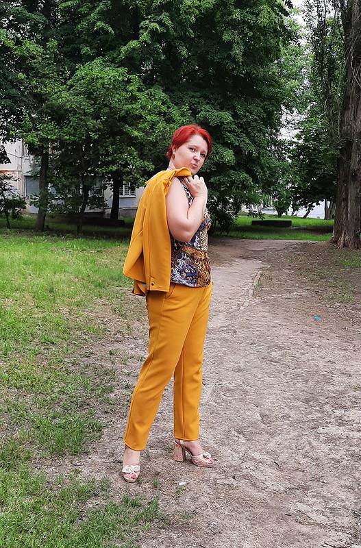Июньские брюки иКо от marsellin