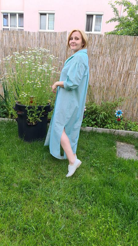 Платье-рубашка от Миадель