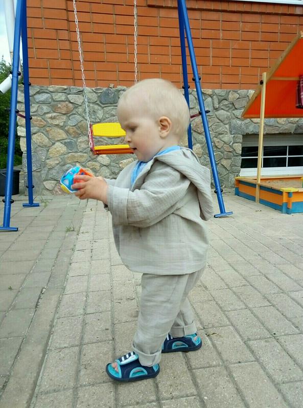Курточка измуслина от сок-1