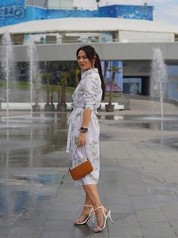 Работа с названием ♡ Платье-рубашка ♡